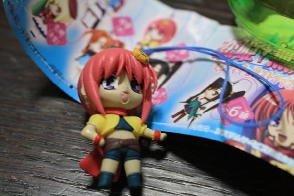 恋姫無双 ミニフィギュアストラップ