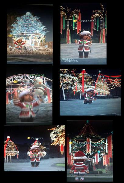 ヴァナデールのクリスマス