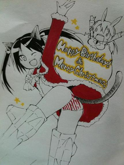 ルッキーニちゃん 誕生日おめでとう