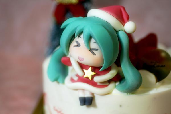 乾杯用 ミクリスマス フィギュア トレフェス