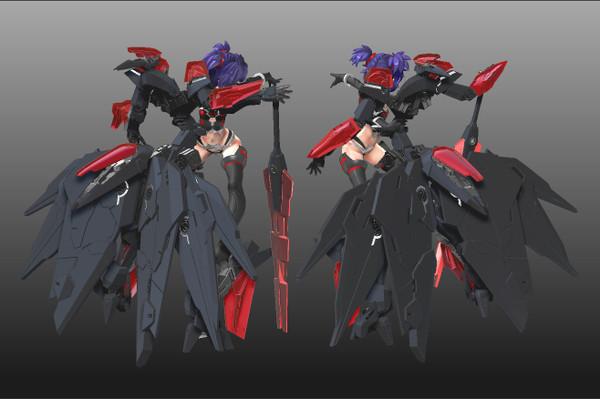 武装神姫 アイネス フィギュア