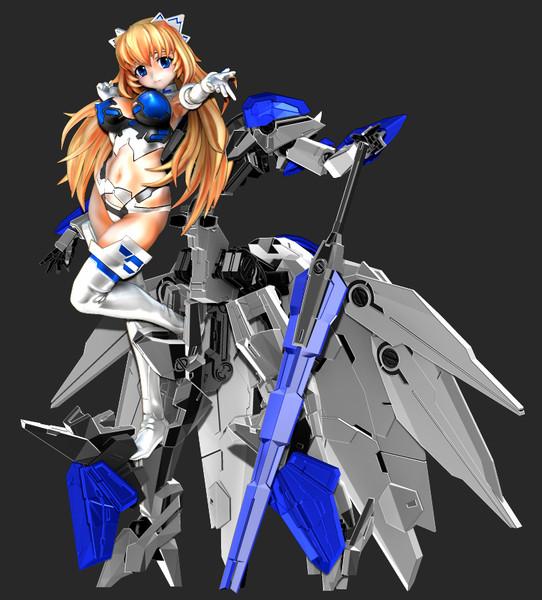 武装神姫 アルトレーネ フィギュア